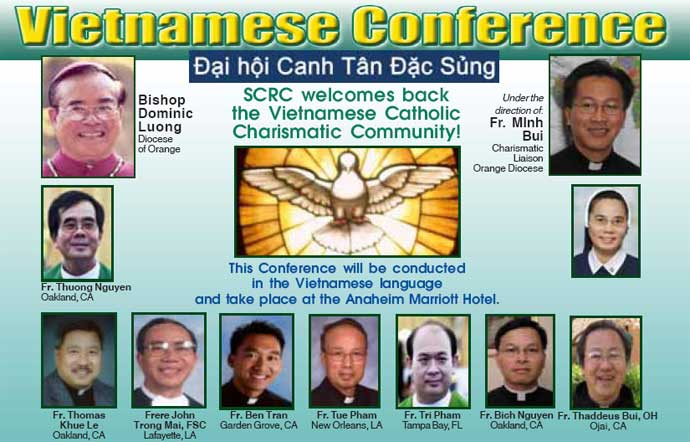 SCRC 2010 Vietnamese Conference