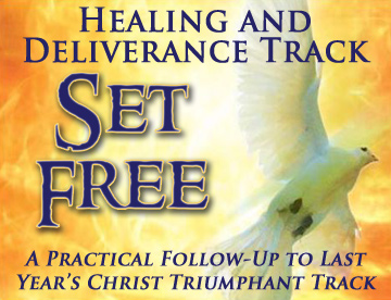 Set Free Track on Healing and Deliverance