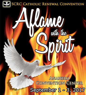 Aflame with the Spirit