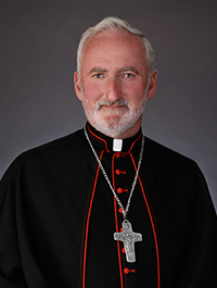 Bishop David O'Connell