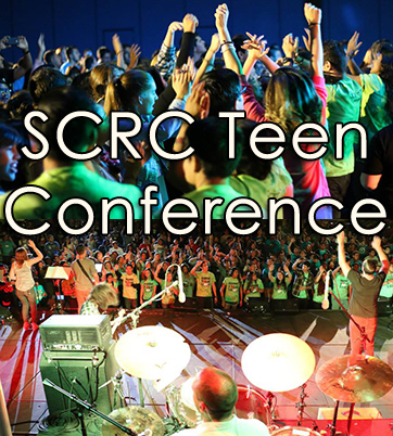 SCRC Teen Conference