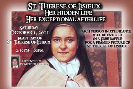St. Therese of Lisieux: Her Hidden Life, Her Exceptional Afterlife