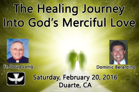 The Healing Journey Into God's Merciful Love