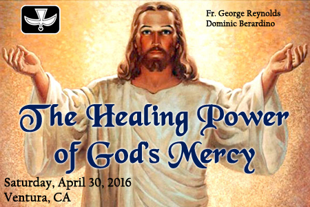 The Healing Power of God's Mercy