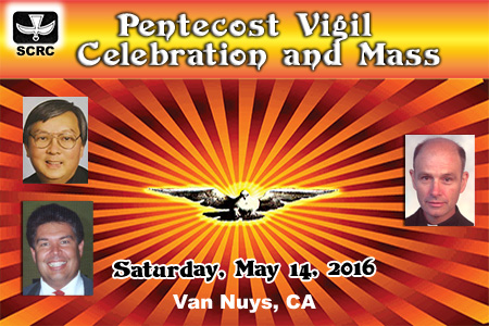 Pentecost Vigil Celebration and Mass