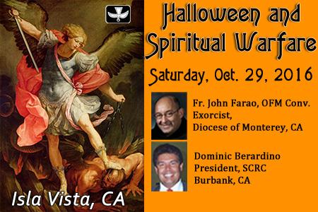 Halloween and Spiritual Warfare