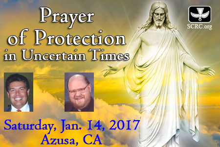 Prayer of Protection in Uncertain Times