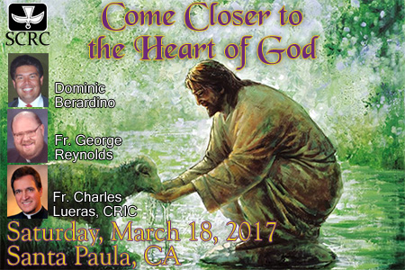 Come Closer to the Heart of God