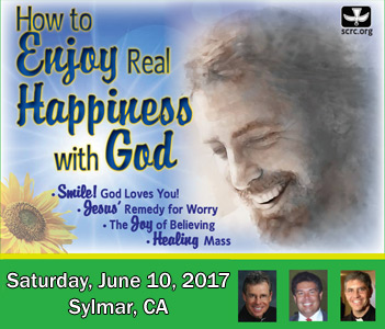 How to Enjoy Real Happiness with God