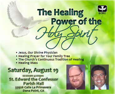The Healing Power of the Holy Spirit