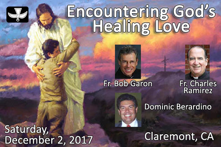 Encountering God's Healing Love