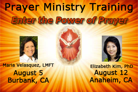 SCRC Prayer Ministry Training Sessions