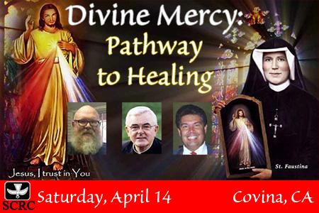 Divine Mercy: Pathway to Healing