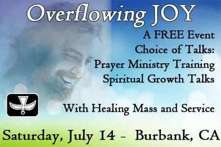 """Overflowing Joy"" Event"