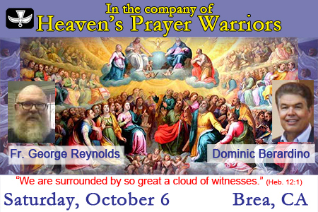In the Company of Heaven's Prayer Warriors