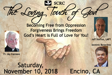 The Loving Touch of God