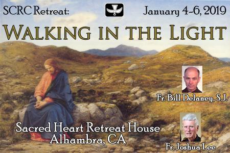 SCRC Retreat:  Walking in the Light