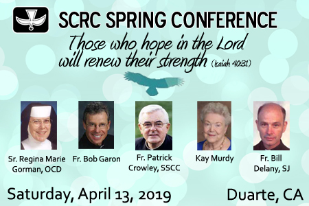 SCRC Spring Conference