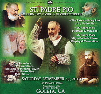 St. Padre Pio: Modern-day Mystic & Wonder Worker