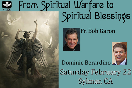 From Spiritual Warfare to Spiritual Blessings