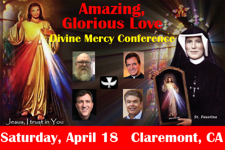 Divine Mercy Conference: Amazing, Glorious Love