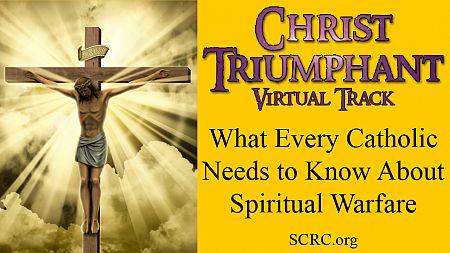 Christ Triumphant Virtual Track