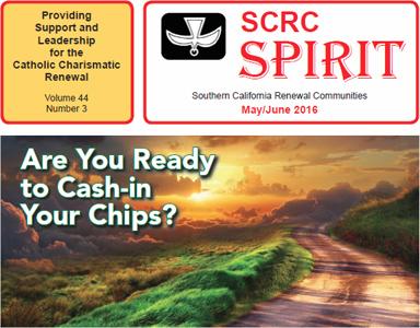 """""""Spirit"""" Newsletter May / June 2016"""