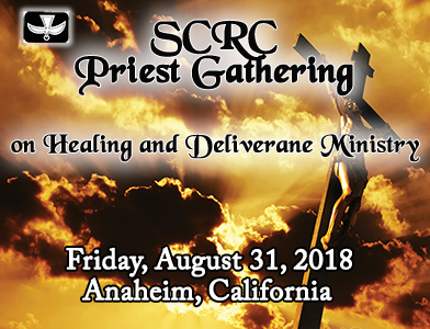 2018 Priest Gathering on Healing and Deliverance Ministry