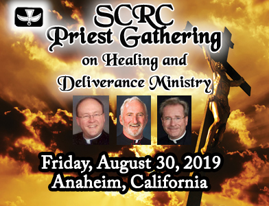 2019 Priest Gathering on Healing and Deliverance Ministry