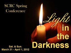 """Light in the Darkness"" SCRC Spring Conference CD Set"