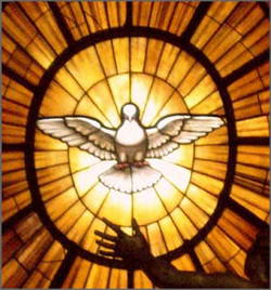 The Holy Spirit, Vatican, Rome