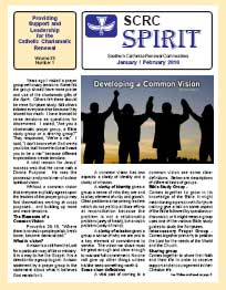 Spirit Newsletter January February