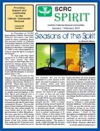 Click to download the Jan/Feb 2011 Spirit