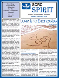 Click to download the most recent issue of Spirit