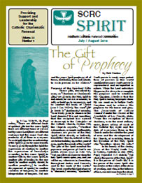 Spirit Newsletter July August 2010