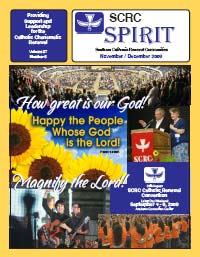 Spirit Newsletter November/December 2009