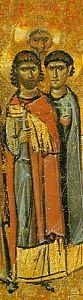 View Saint of the Day: Sts. Africanus, Publius & Terence...