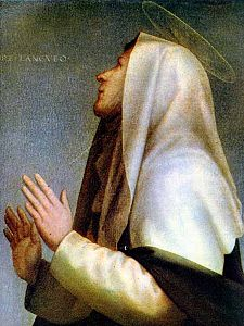View Saint of the Day: St. Catherine of Siena