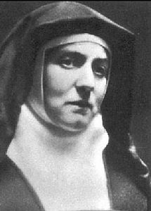 View Saint of the Day: St. Edith Stein (St. Teresa Benedicta of the Cross)