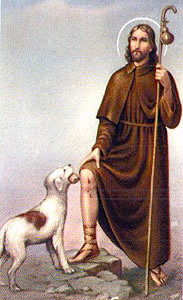 View Saint of the Day: St. Roque