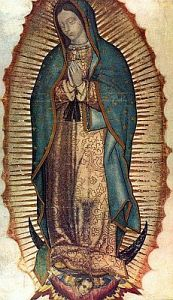 View Saint of the Day: Our Lady of Guadalupe
