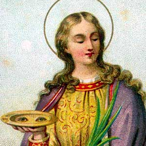 Image result for saint lucy