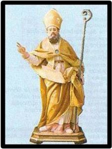 View Saint of the Day: St. Barbatus of Benevento
