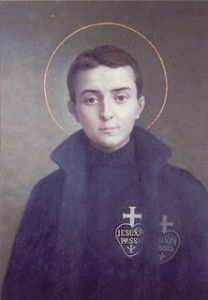 View Saint of the Day: St. Gabriel Possenti