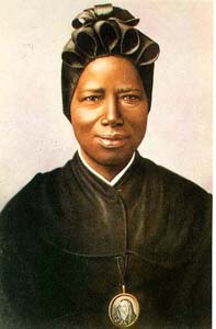 View Saint of the Day: St. Josephine Bakhita