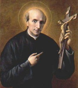 View Saint of the Day: St. Vincent Pallotti