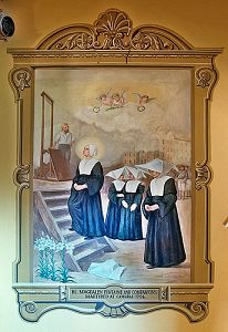 View Saint of the Day: Blessed Marie Magdalene Fontaine & Companions