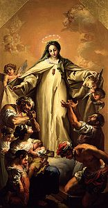 View Saint of the Day: Feast of Our Lady of Mercy